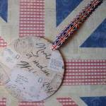 Jubilee Union Jack Wooden B..