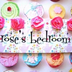 Personalized Tea Party Children's Bedroom Sign